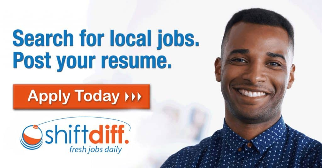 ShiftDiff - Jobs in Rochester, FLX and the surrounding areas